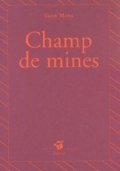 Champ de mines